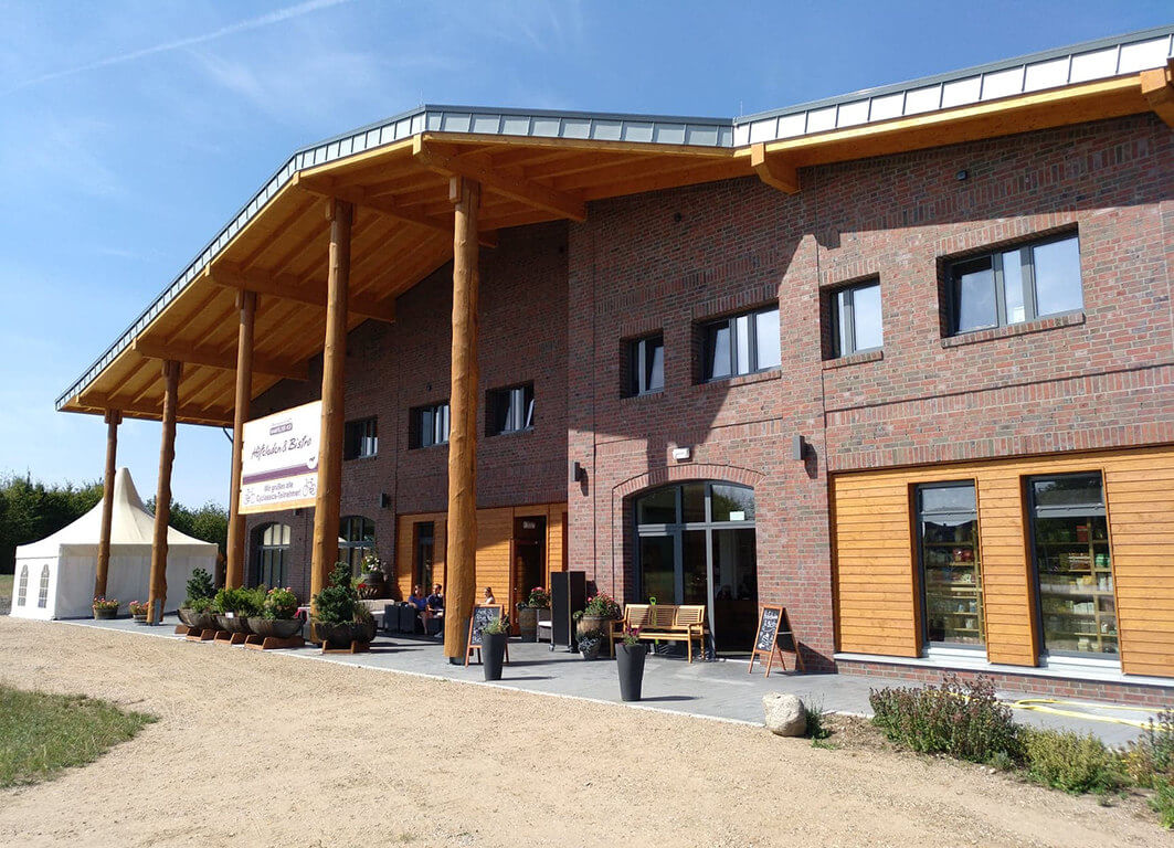 Hamfelder Hof Bauernmeierei mit Höfeladen und Bistro