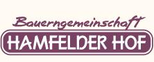 Bauerngemeinschaft Hamfelder Hof Logo