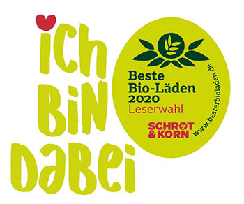 Schrot & Korn Leserwahl 2020 Beste Bioläden Hamfelder Hof Mühlenrade