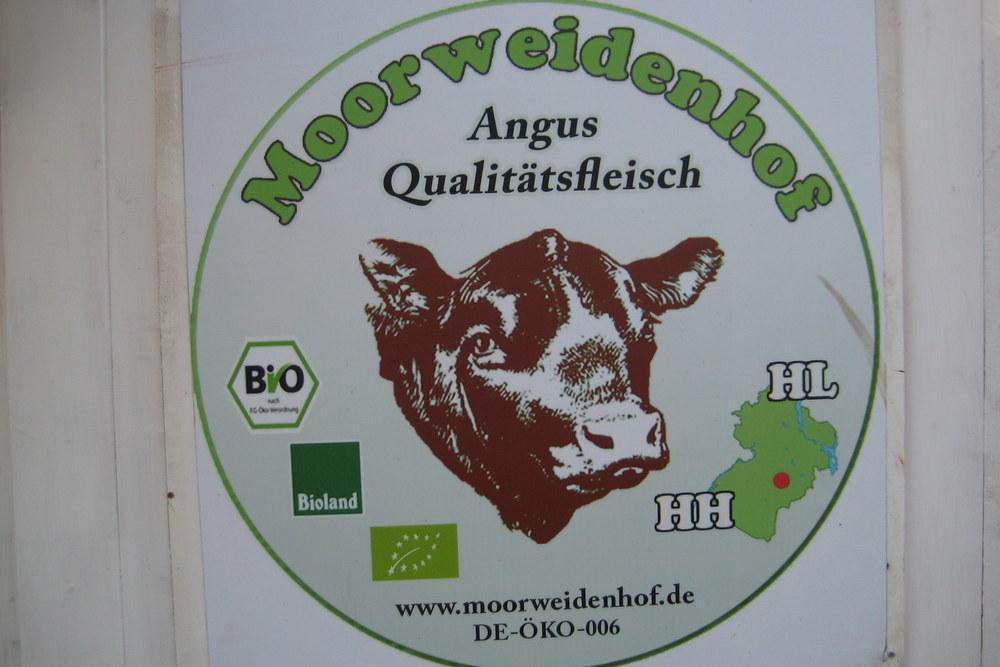 Die leckeren Angusbeef-Burger vom Moorweidenhof aus Hornbek kamen bei den Besuchern sehr gut an!